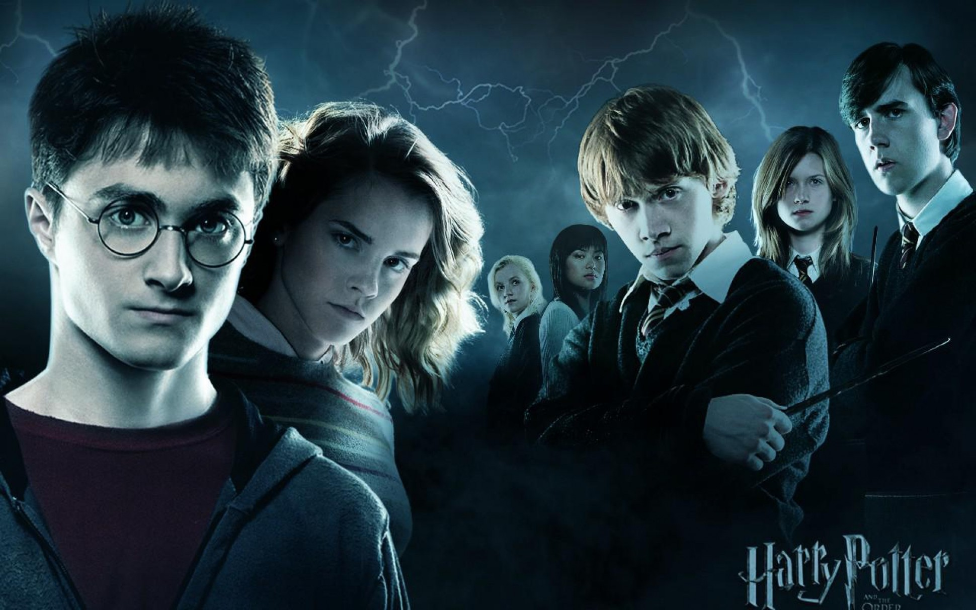 Harry-Potter-Series - Mystery-and-Adventure