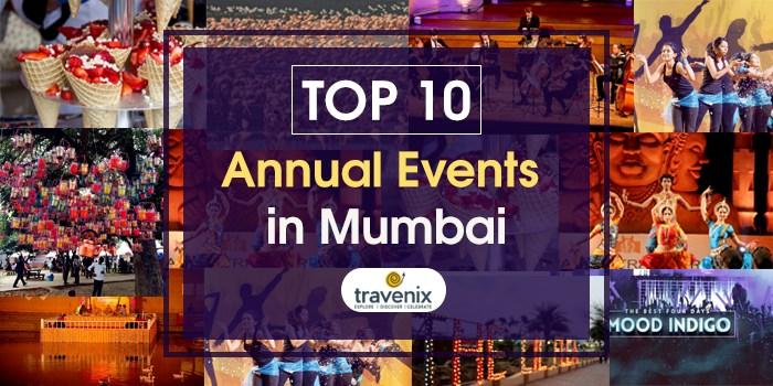 Top 10 Annual Events in Mumbai