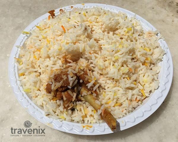 Chicken Biryani-Haji Ali