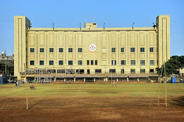 PJ Hindu Gymkhana Facade