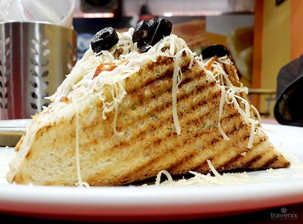 mayo toast