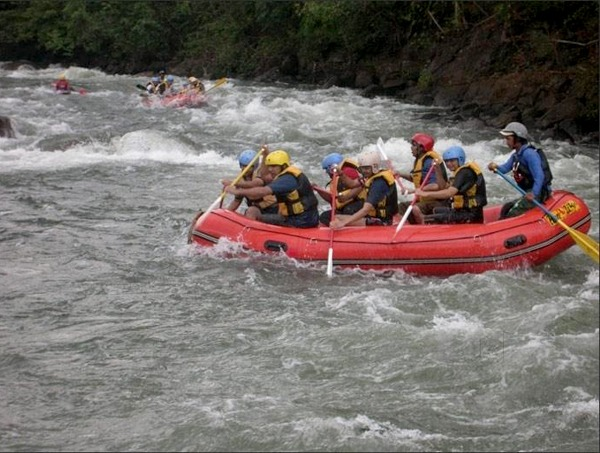 River Rafting- Mountain Sports Academy