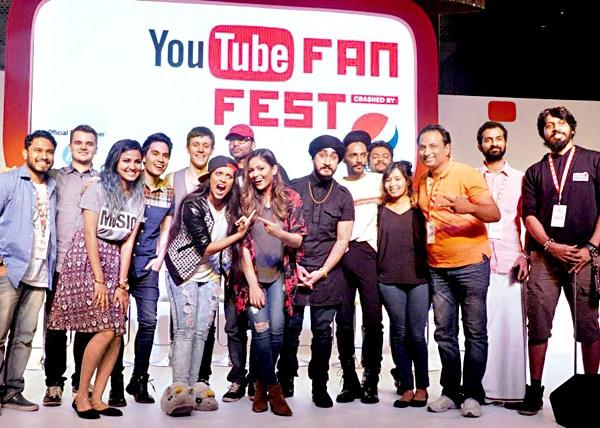 YouTube Fan Fest