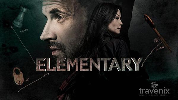 Elementary -Sherlock-Holmes