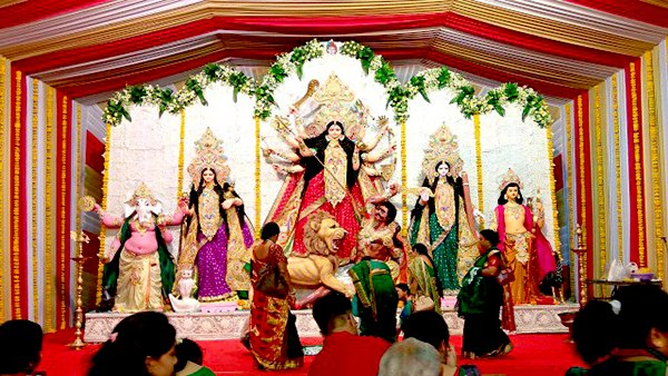 Bengal Club Durga Puja