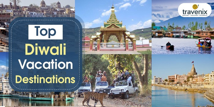Top Diwali Vacation Destinations