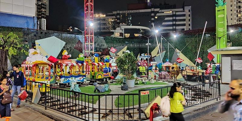 High Street Phoenix Mall Gaming Zone