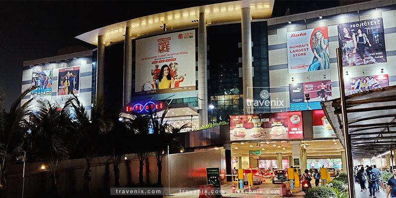 Infinity Mall Exterior