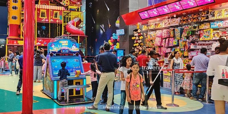 Infinity Mall Kids Zone