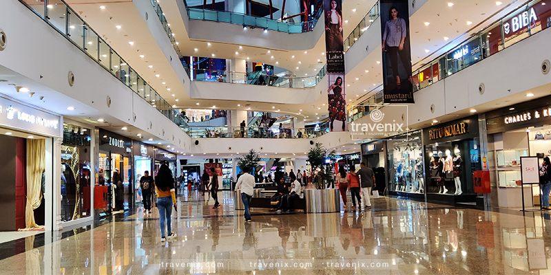 Infinity Mall Shopping