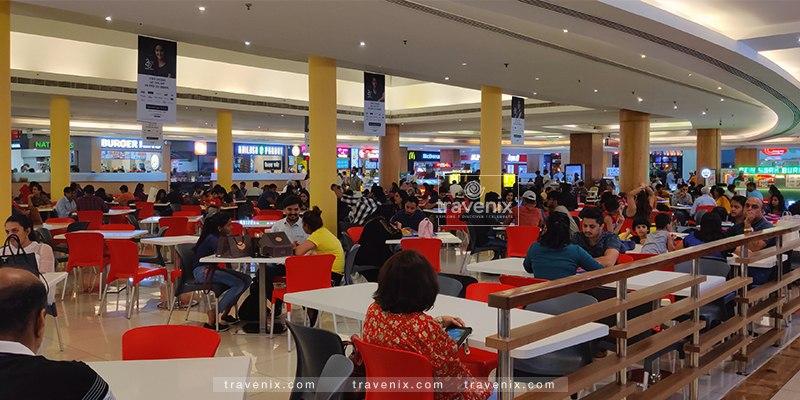 Inorbit Mall Food Court