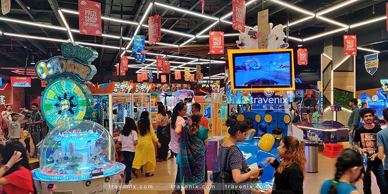 Inorbit Mall Gaming Zone