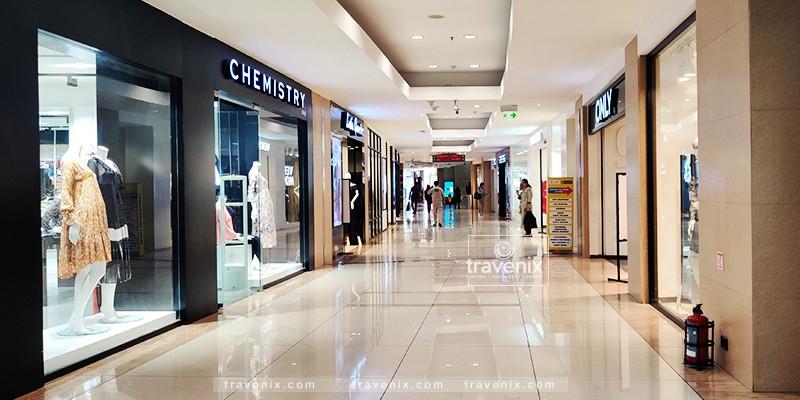 Inorbit Mall Walkway