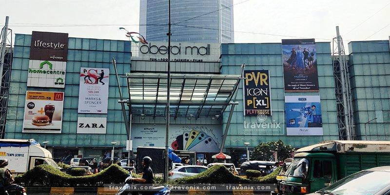 Oberoi Mall Exterior