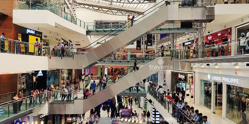 Oberoi Mall Interior