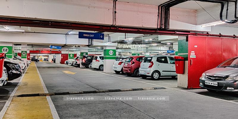 Oberoi Mall Parking