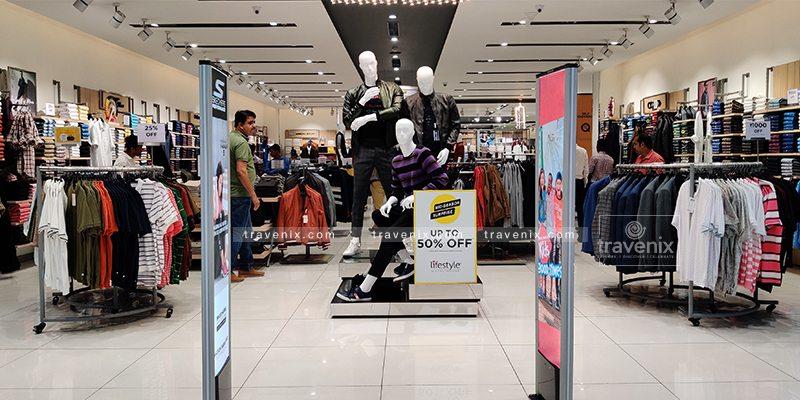Oberoi Mall Shopping