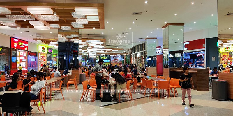 Phoenix Mall Food Court