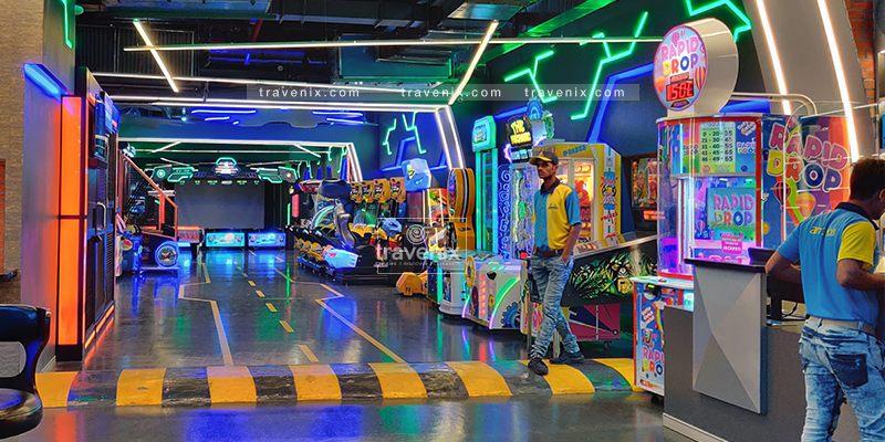 Phoenix Mall Gaming Zone