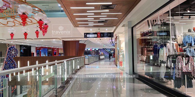 Phoenix Mall Walkway