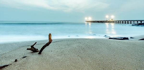 Pondicherry Rock Beach