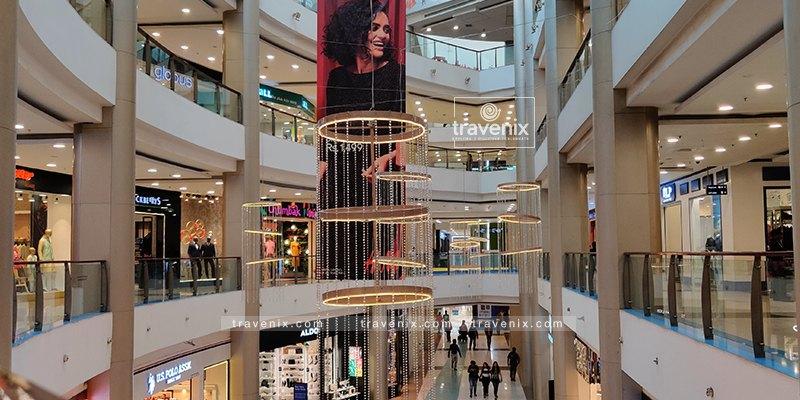 R City Mall Interior