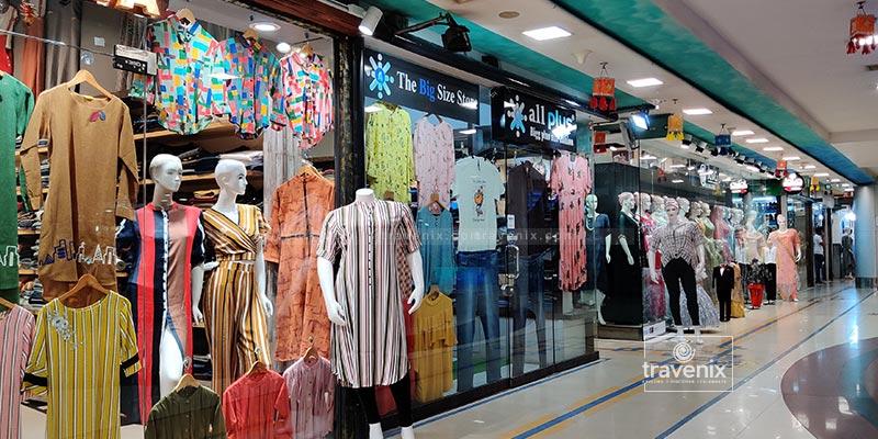 Raghuleela Mall Shopping