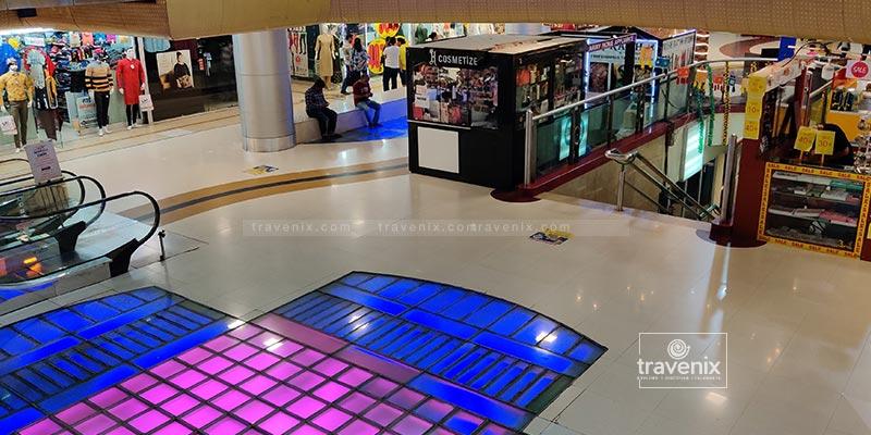 Raghuleela Mall Store