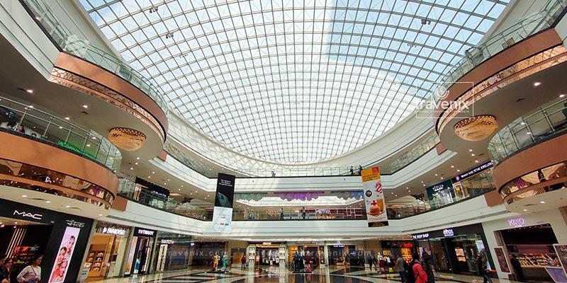 Seawood Grand Central Mall Interior
