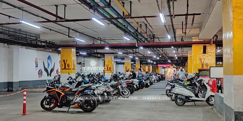 Vivianan Mall Parking