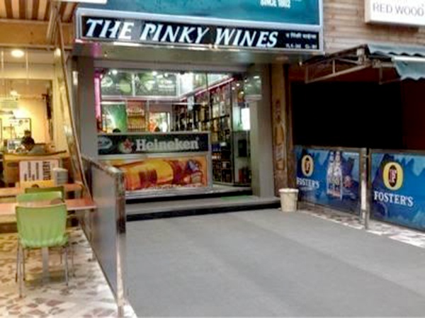 the pinky wines
