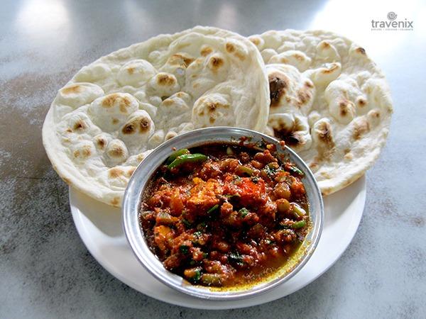 Cafe Paradise Veg Makhanwala