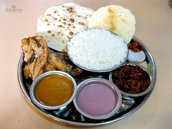 Modern Lunch Home_Fish Thali
