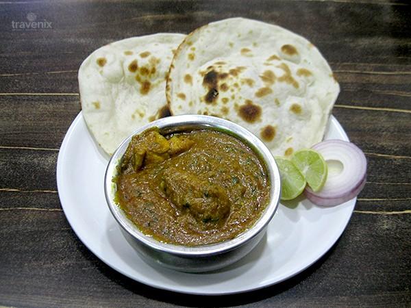 Mumbai Darbar_Chicken Masala