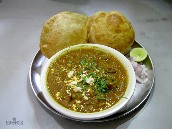 Ramdas Bhuvan Paneer Mutter