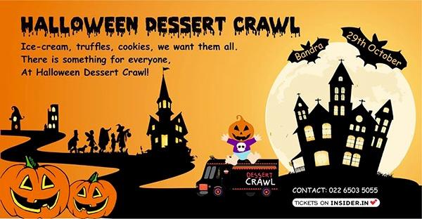 Halloween Dessert Crawl