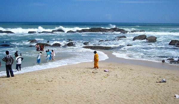 Kanyakumari-Beach