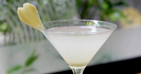 lemongrass martini
