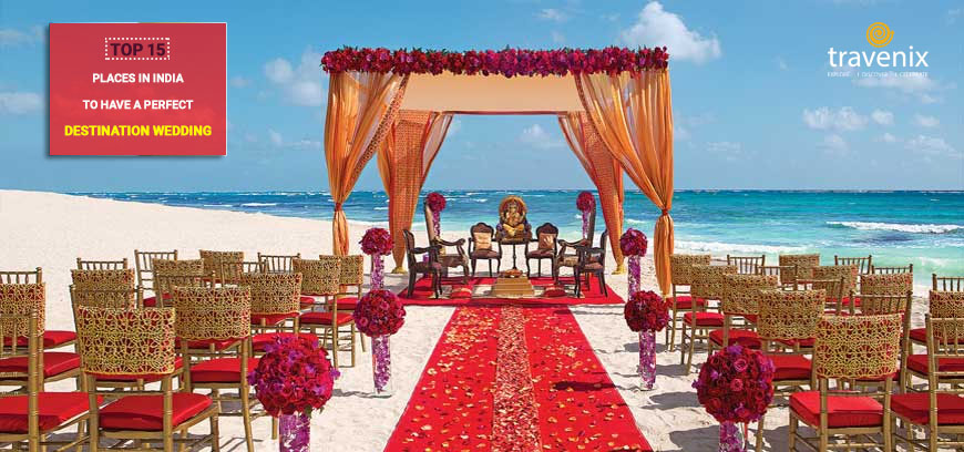 Top 15 places in india to have a perfect destination wedding banner junglespirit Gallery