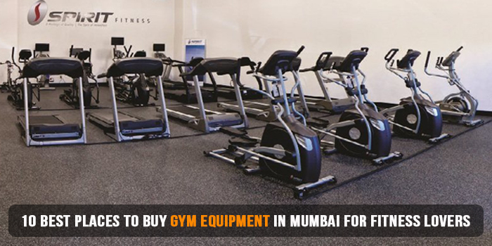 Top 10 Places To Buy Fitness Equipment In Mumbai For Gyms
