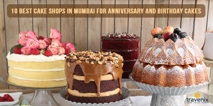 Top 10 Cake Shops In Mumbai