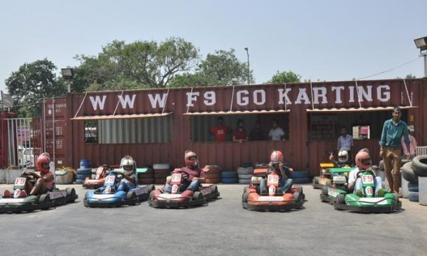 10 Best Places for Go Karting in India for Competition and Fun