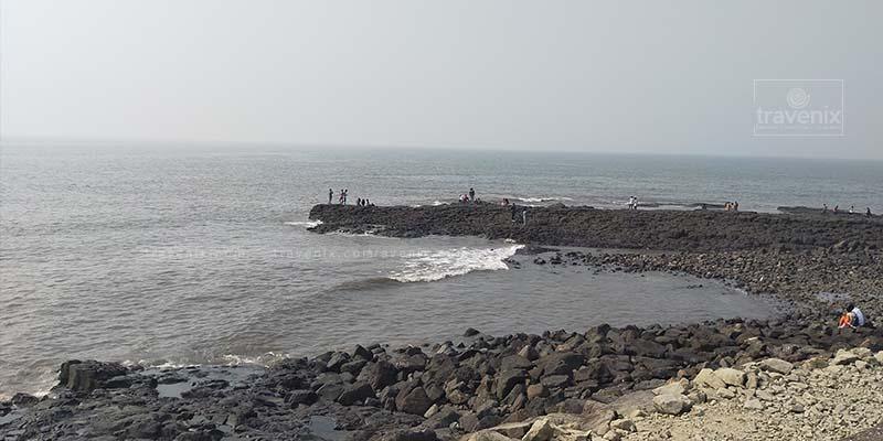 Bandra Fort Beach