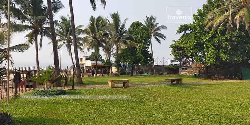 Bandra Fort Park