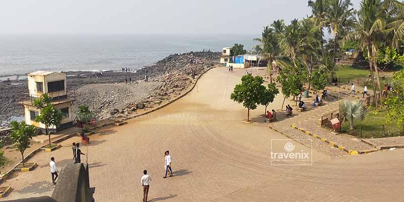 Bandra Fort View