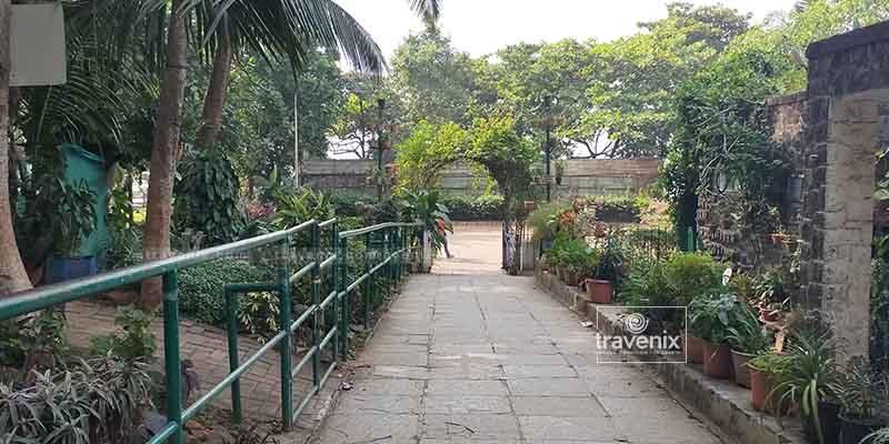 Bandra Fort Walkway