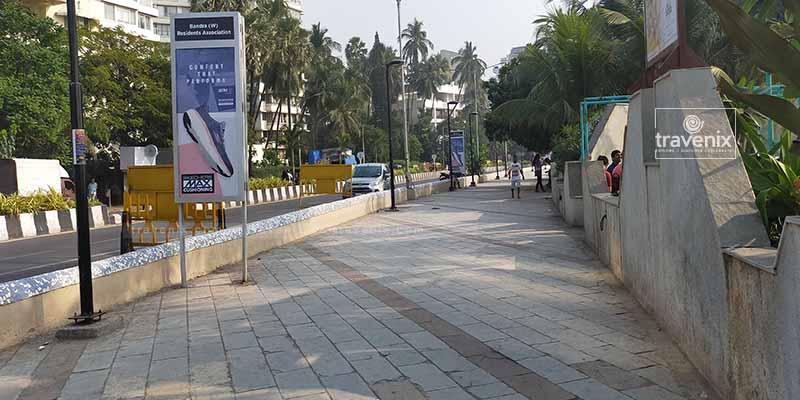 Carter Road Promenade Walkway