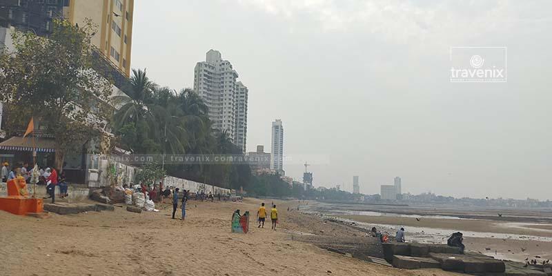 Dadar Beach View