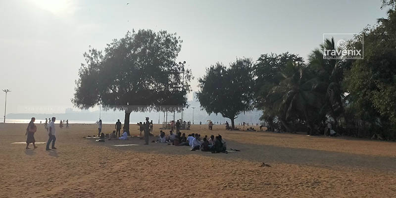 Girgaon Chowpatty Beach