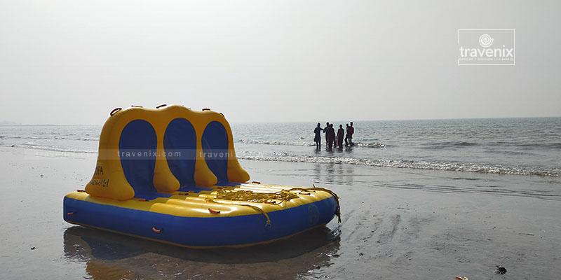 Juhu Beach Boating